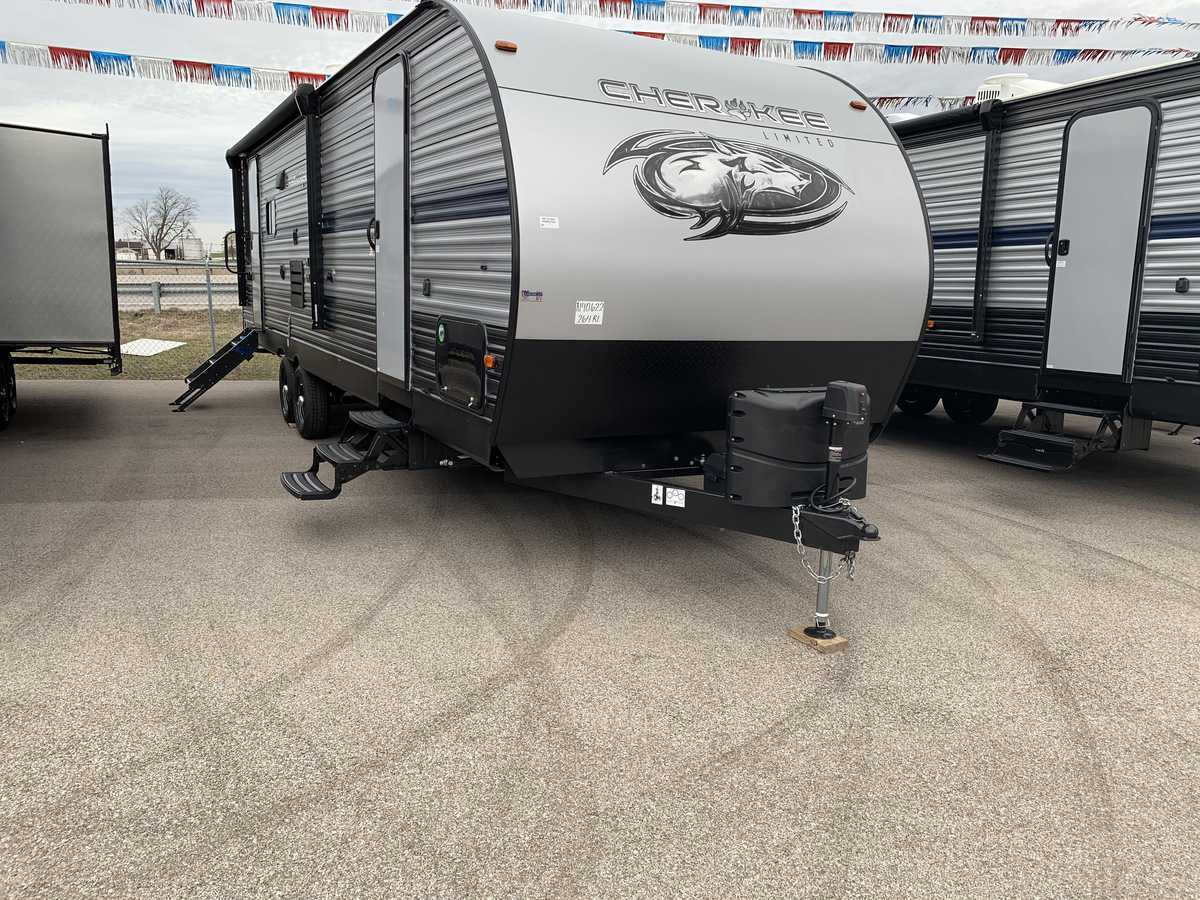 NEW 2019 Forest River CHEROKEE 264RL - American RV