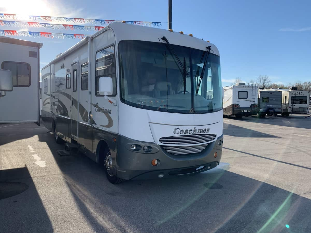 USED 2003 Coachmen AURORA 3380MBS - American RV