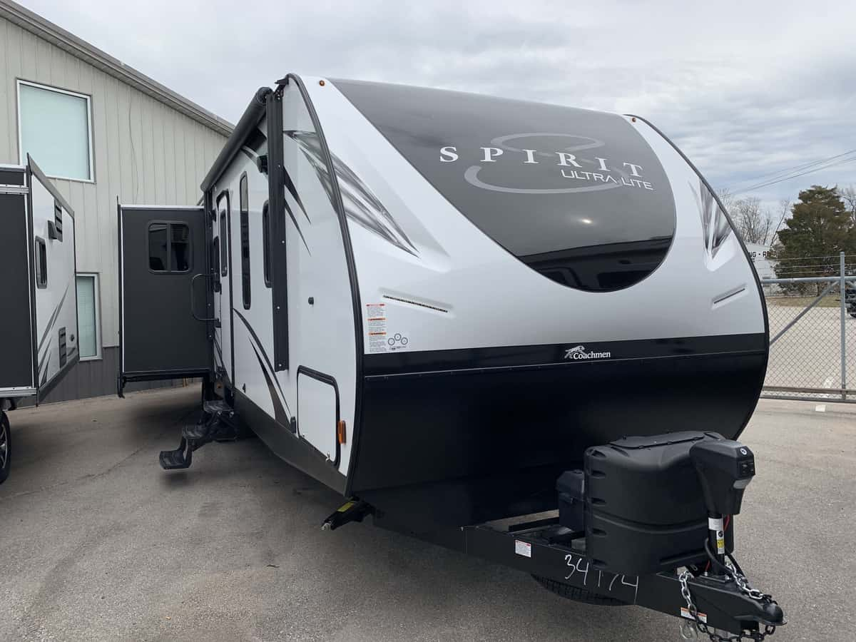 NEW 2019 Coachmen SPIRIT 3373RL - American RV