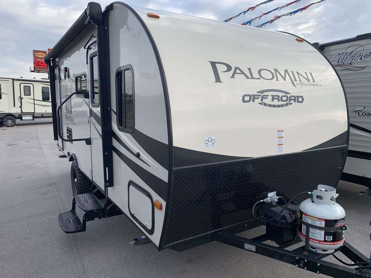 USED 2016 Palomino PALOMINI 179BHS - American RV
