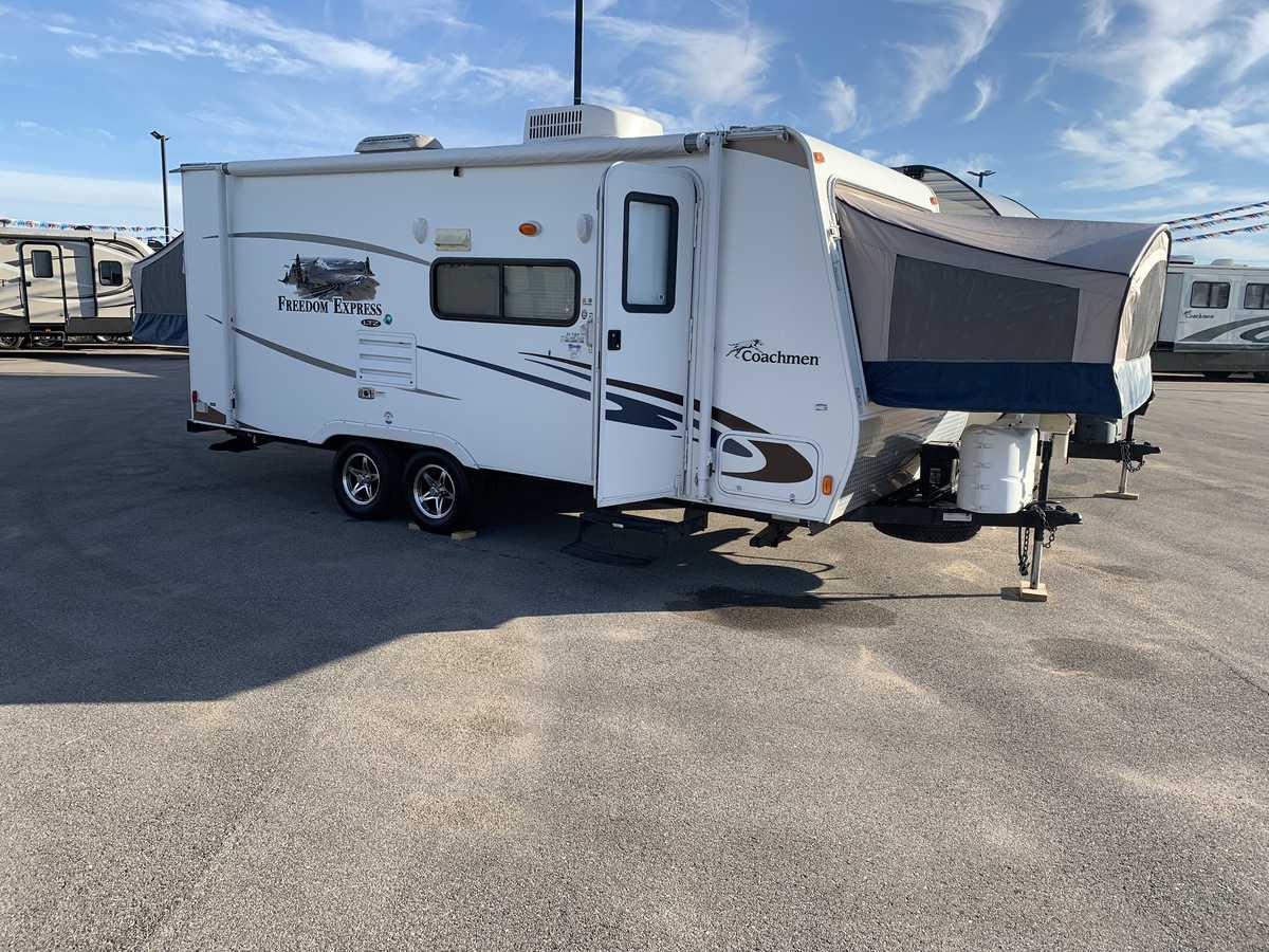 USED 2012 Coachmen FREEDOM EXPRESS 21TQX - American RV