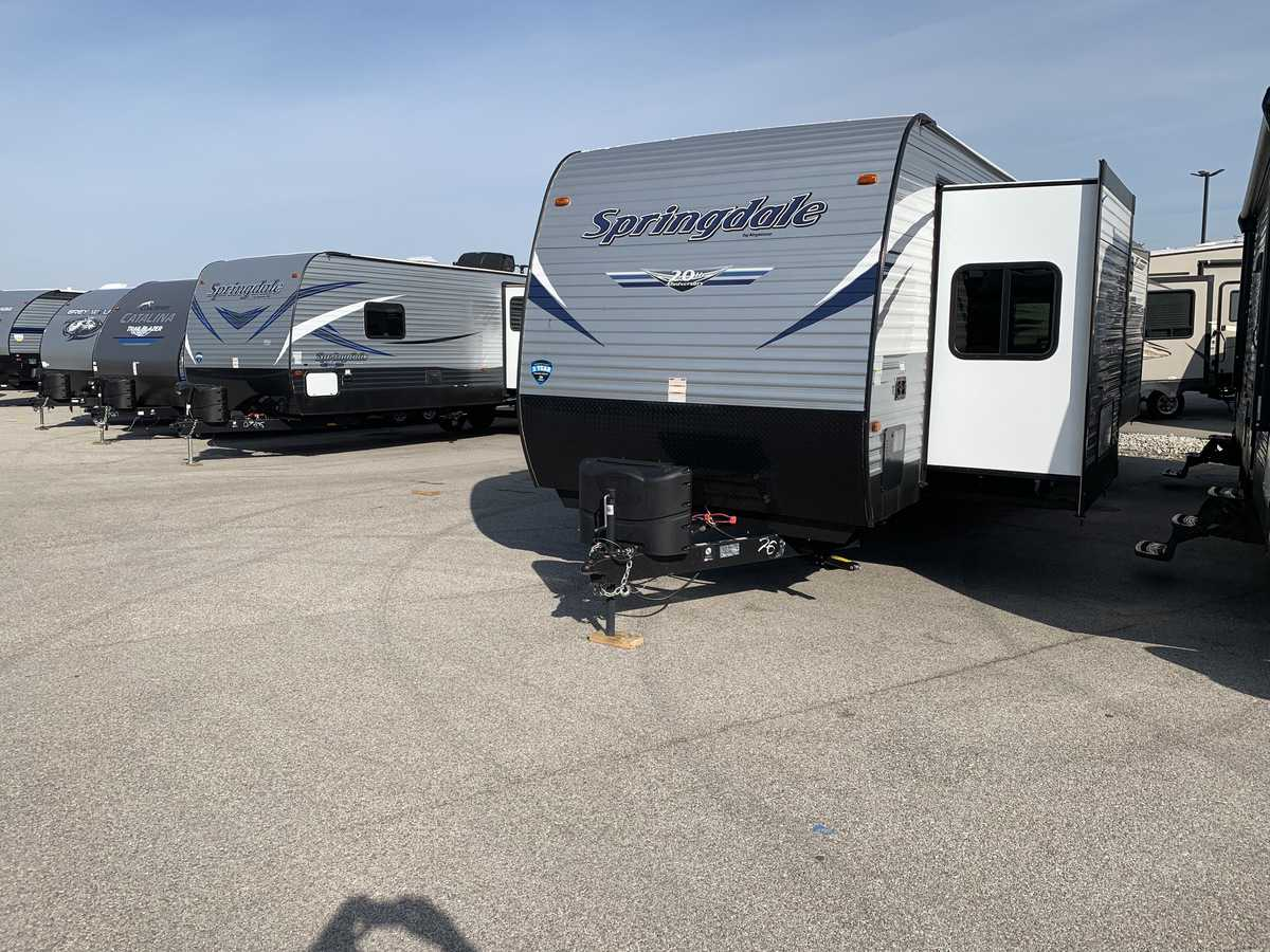 NEW 2019 Keystone SPRINGDALE 333RE - American RV