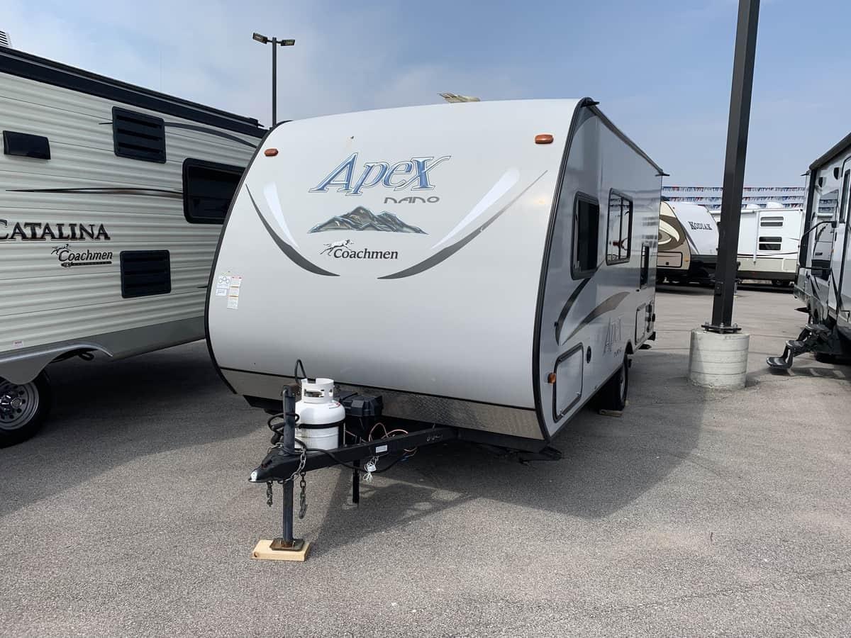 USED 2016 Coachmen APEX 185BH - American RV