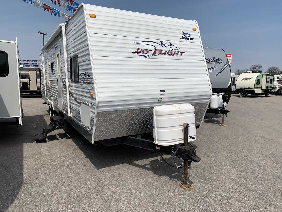 USED 2008 Jayco JAY FLIGHT 30BHS - American RV