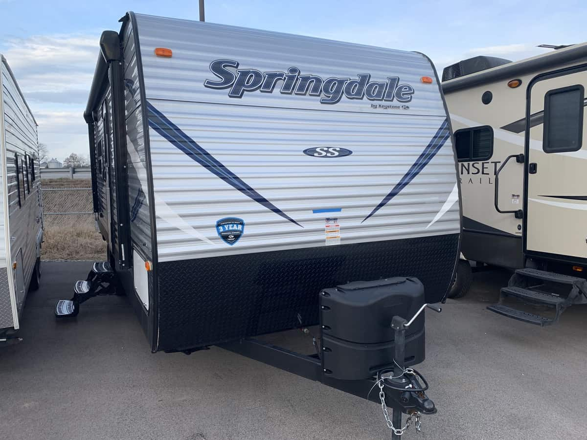 USED 2018 Keystone SUMMERLAND 2600TB - American RV