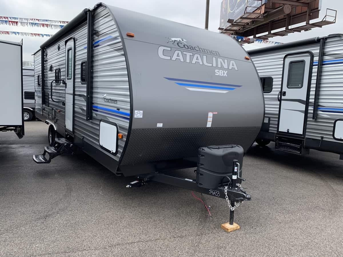 NEW 2019 Coachmen CATALINA SBX 261BHS - American RV