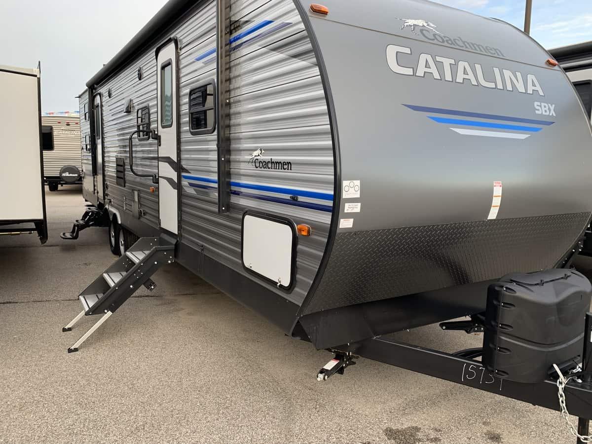 NEW 2019 Coachmen CATALINA SBX 321BHDS - American RV