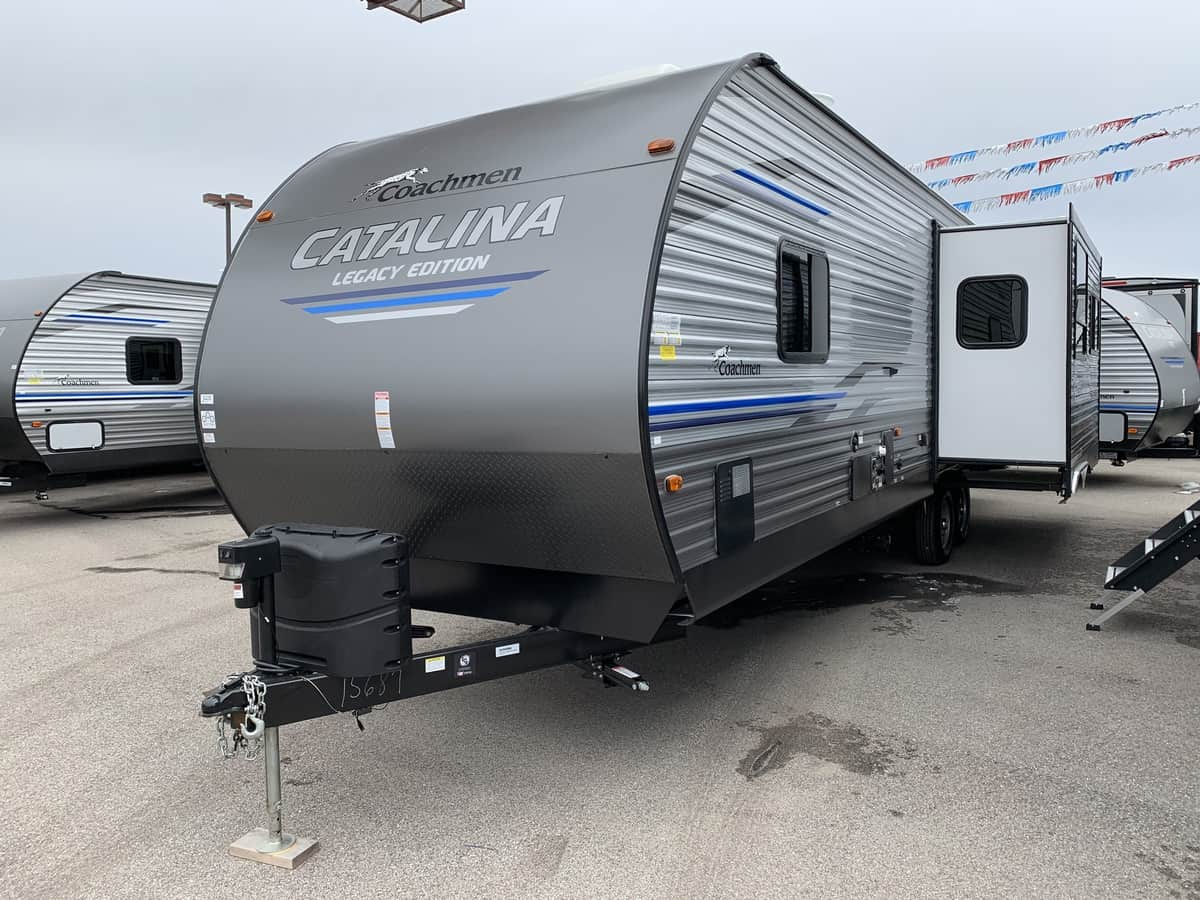 NEW 2019 Coachmen CATALINA 293RLDSLE - American RV