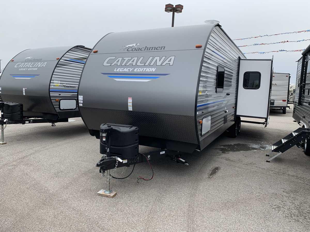 NEW 2019 Coachmen CATALINA 283RKSLE - American RV
