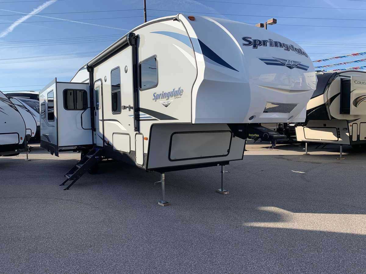 NEW 2019 Keystone SPRINGDALE 253FWRE - American RV