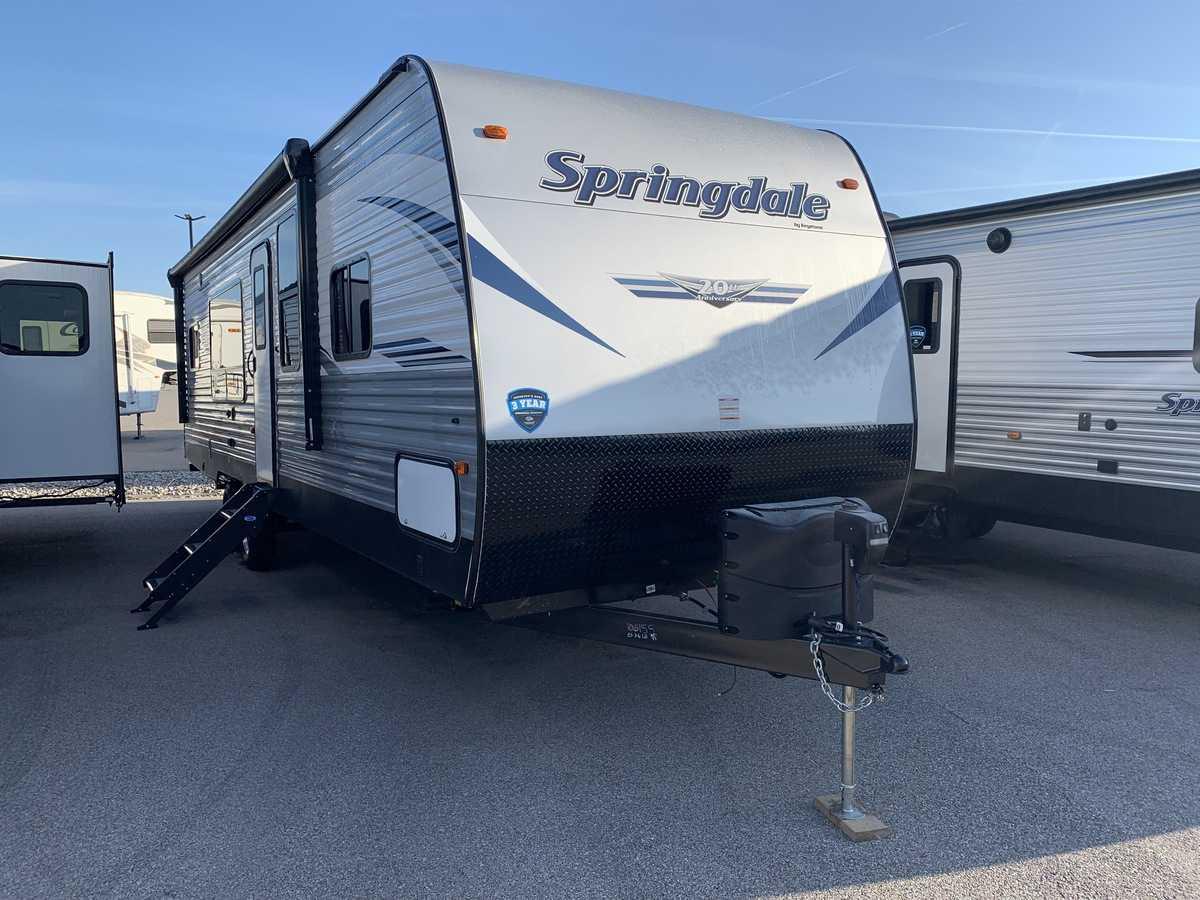 NEW 2019 Keystone SPRINGDALE 293RK - American RV