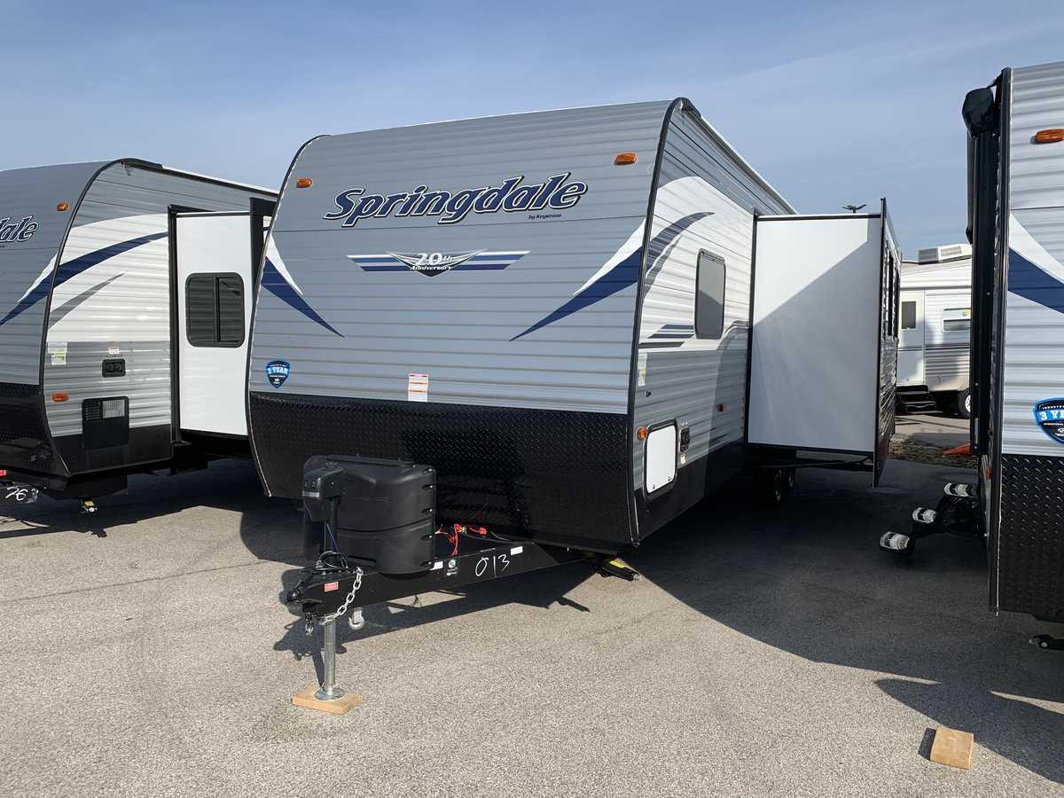 NEW 2019 Keystone SPRINGDALE 282BH - American RV