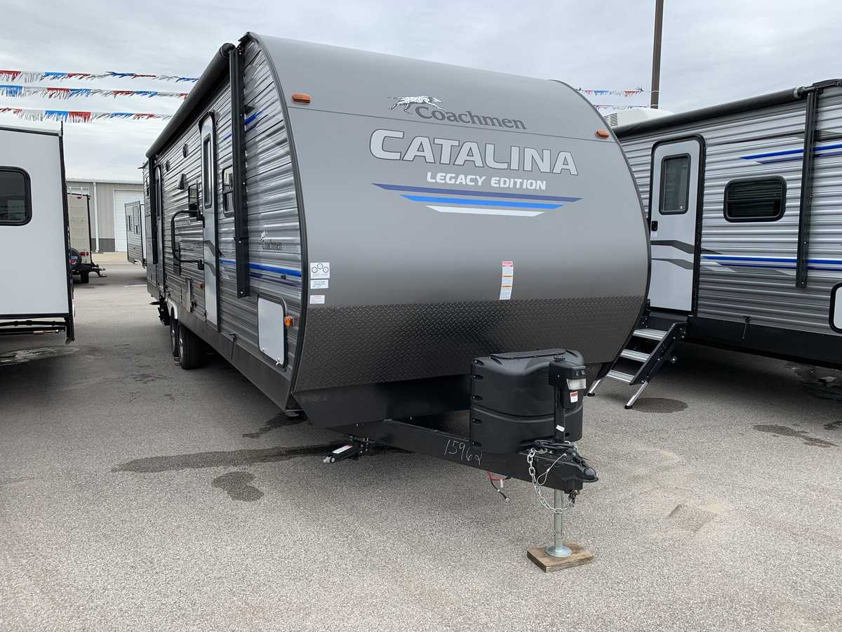 NEW 2019 Coachmen CATALINA 323BHDSCKLE - American RV