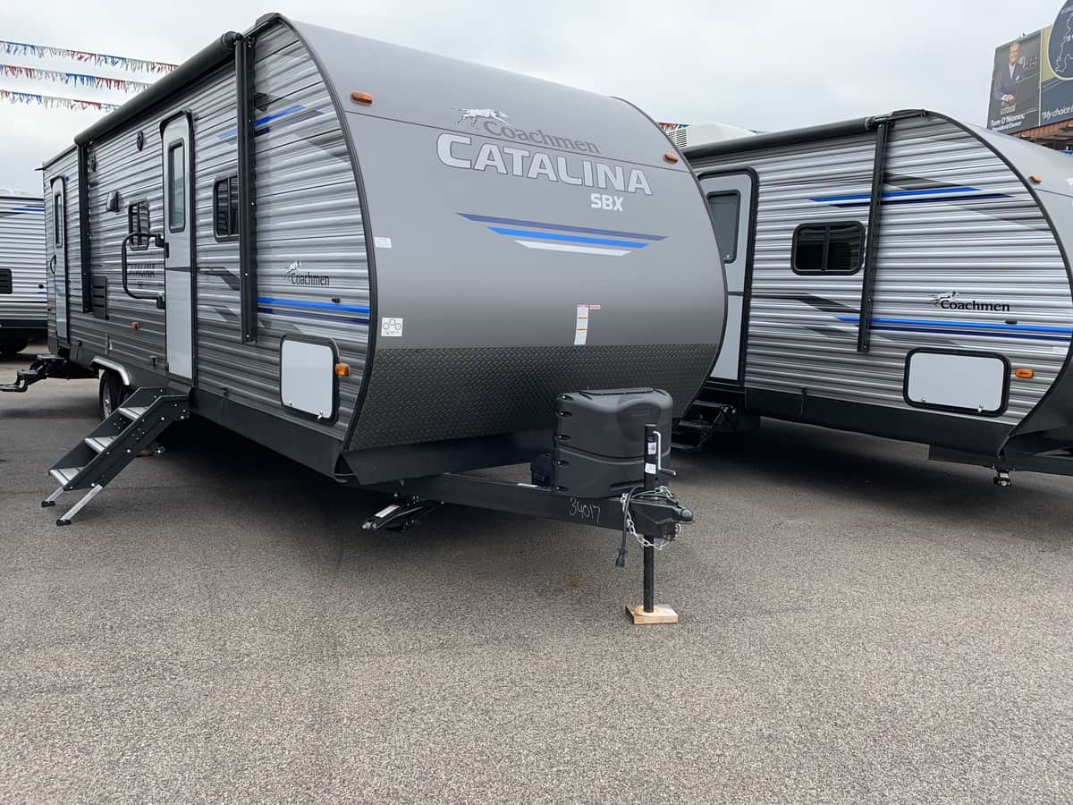 NEW 2019 Coachmen CATALINA SBX 281DDS - American RV