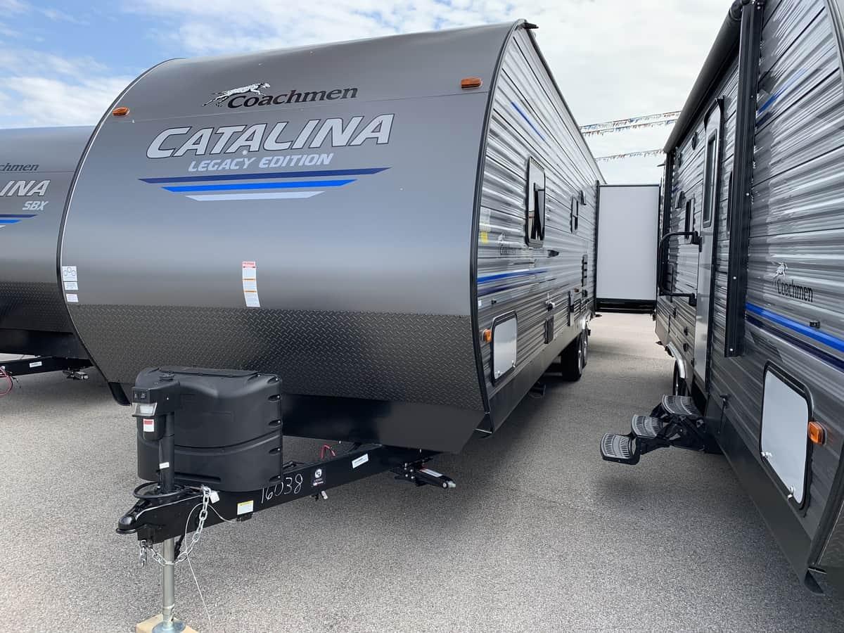 NEW 2019 Coachmen CATALINA 313DBDSCKLE - American RV