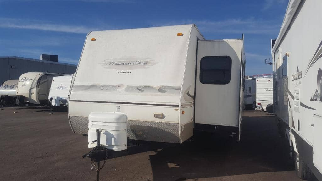 2007 Keystone Mountaineer 32FLD - American RV