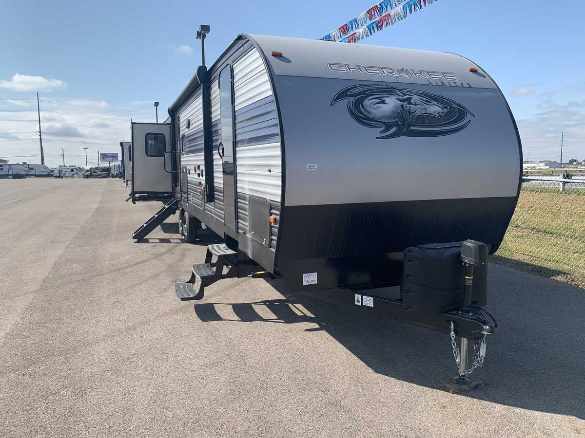 NEW 2021 Forest River Cherokee 306MM