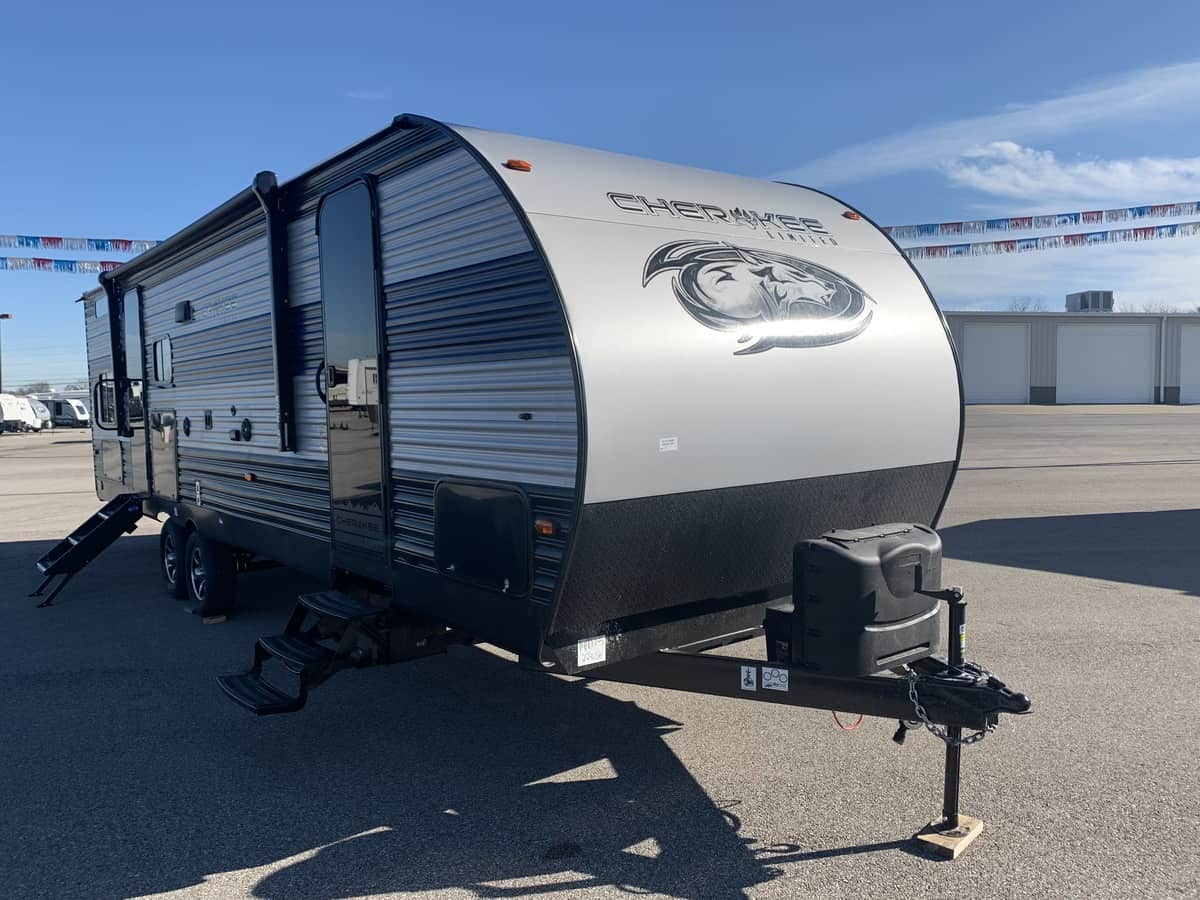 NEW 2021 Forest River CHEROKEE 264DBH
