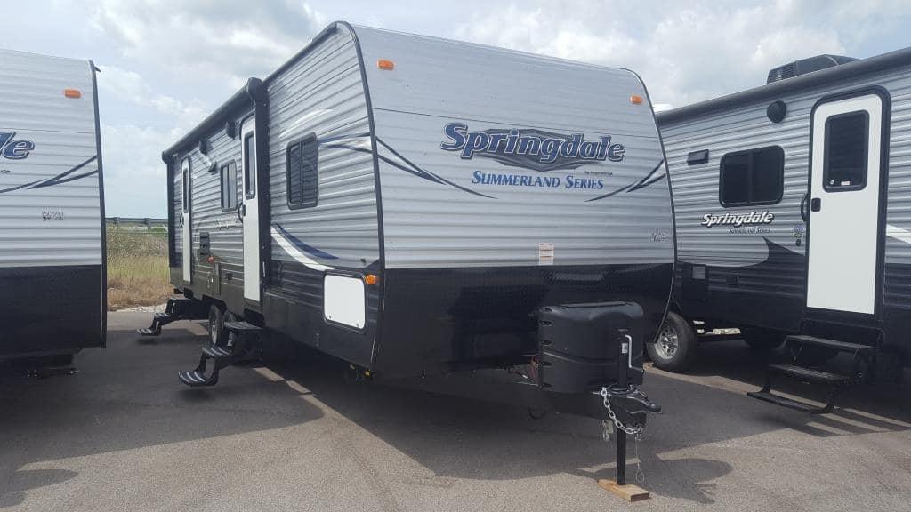 2018 Keystone Summerland 2720BH - American RV