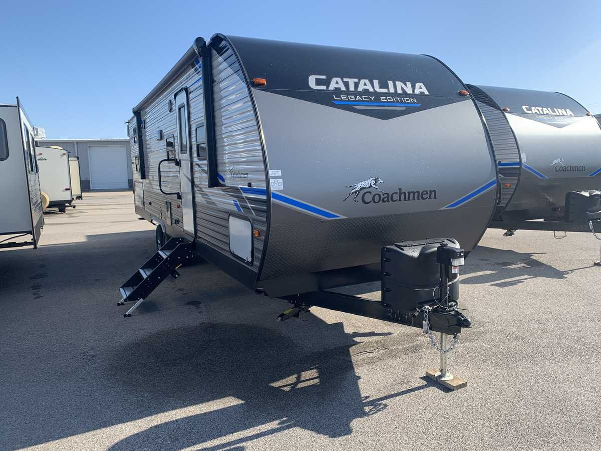 NEW 2021 Coachmen CATALINA 293QBCKLE