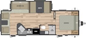 NEW 2018 Keystone SUMMERLAND 2660RL - American RV