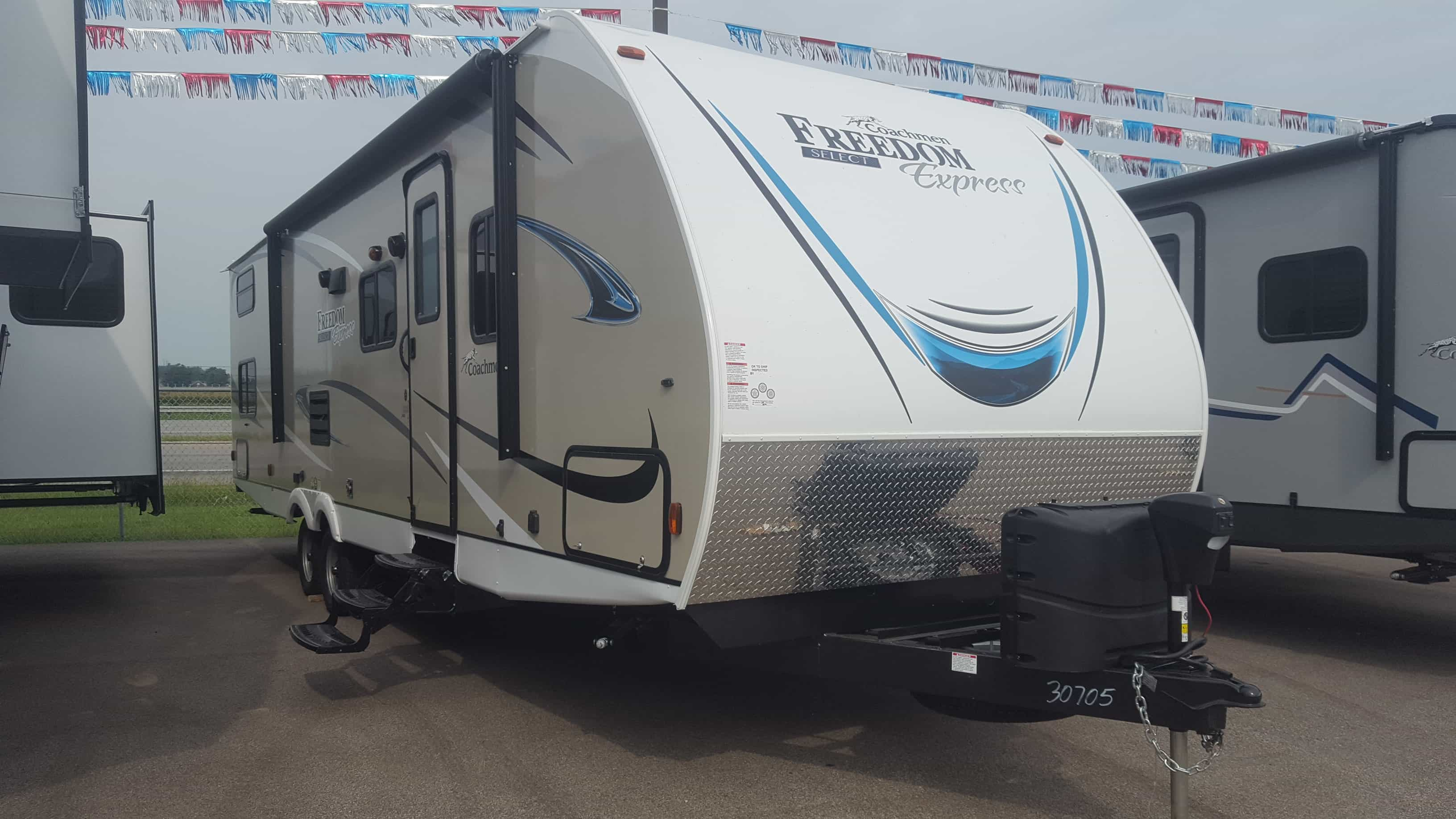 NEW 2018 Coachmen FREEDOM EXPRESS 29SE - American RV