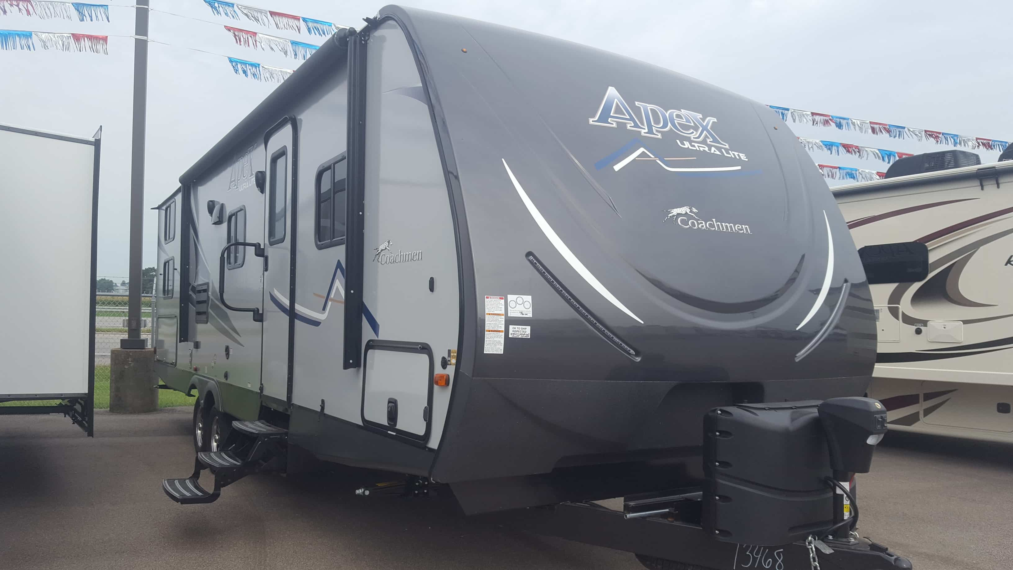 NEW 2018 Coachmen APEX 275BHSS - American RV