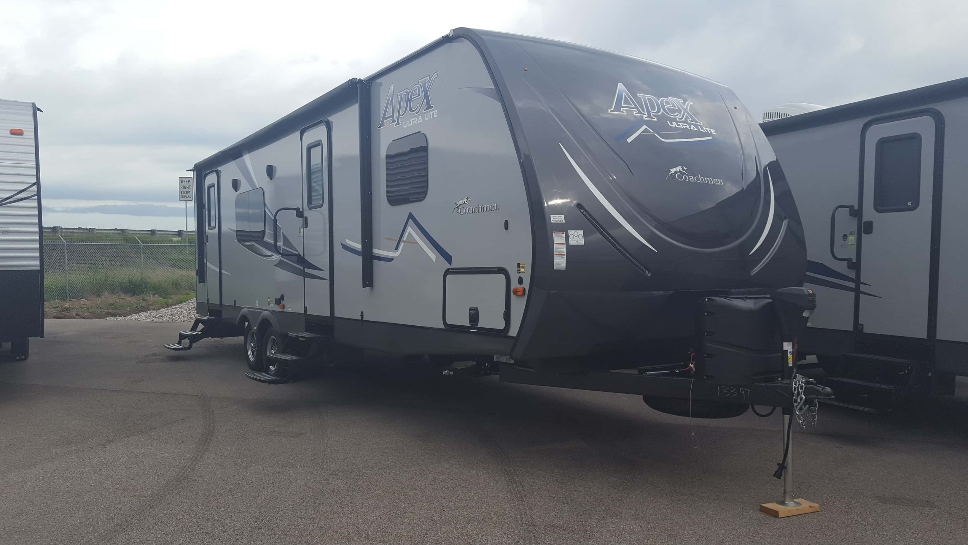 NEW 2018 Coachmen APEX 267RKS - American RV