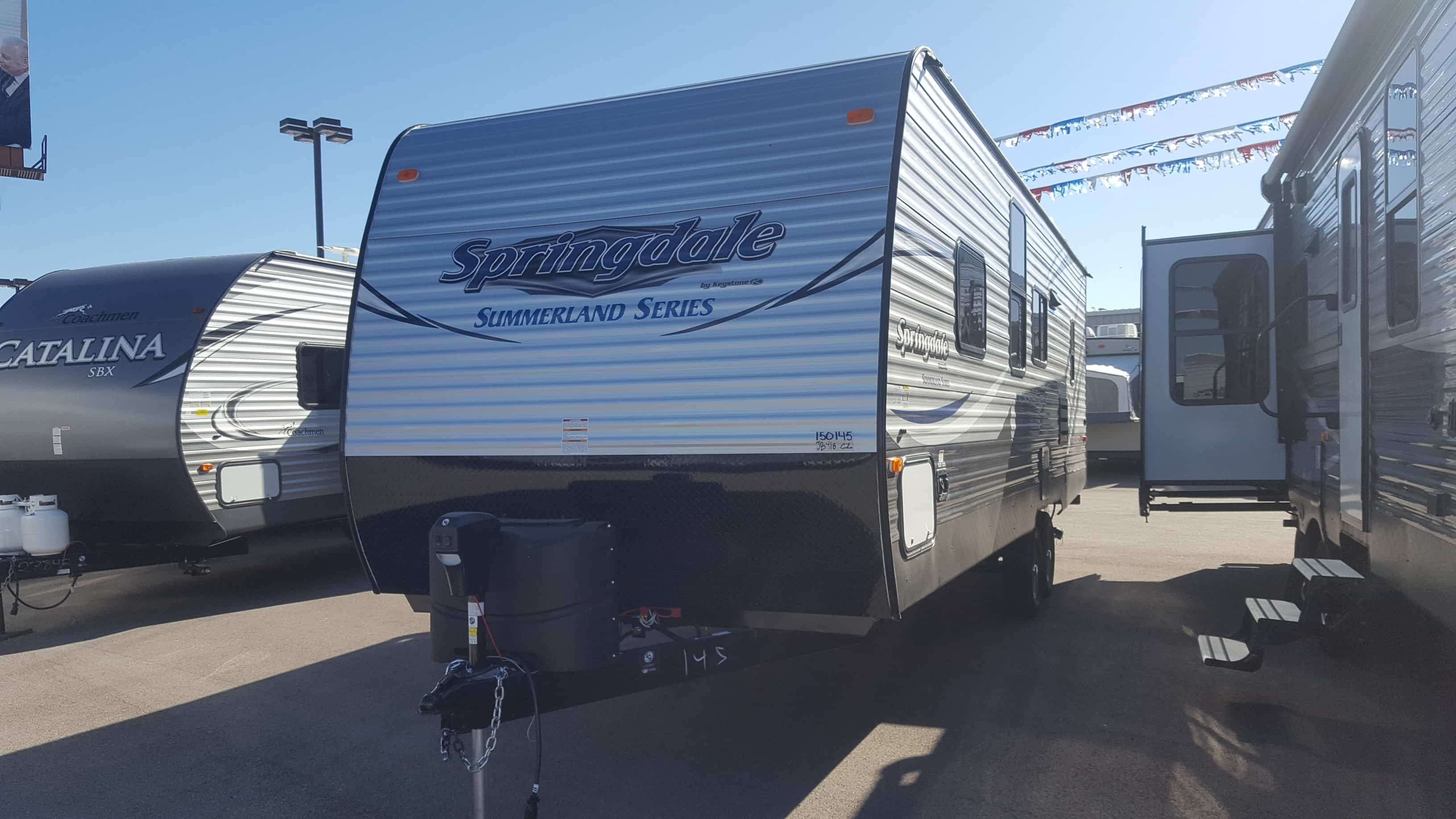 NEW 2018 Keystone SUMMERLAND 2450RB - American RV