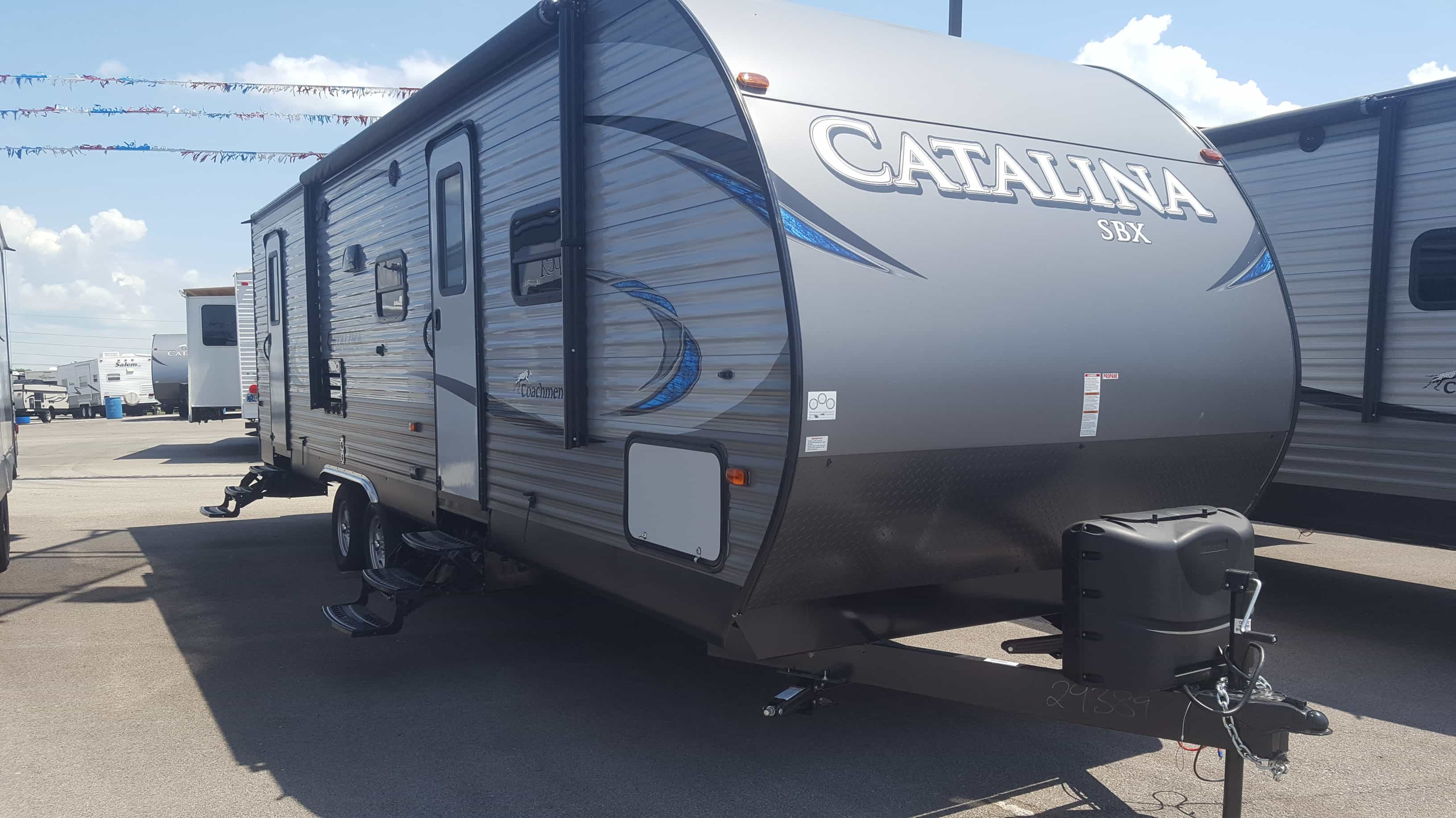 NEW 2018 Coachmen CATALINA SBX 281DDS - American RV