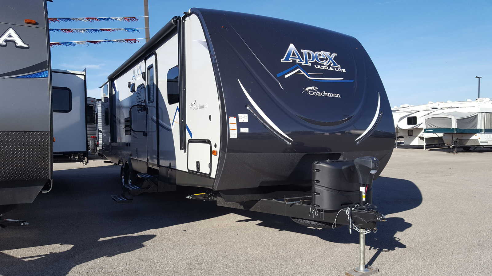 NEW 2018 Coachmen APEX 289TBSS - American RV