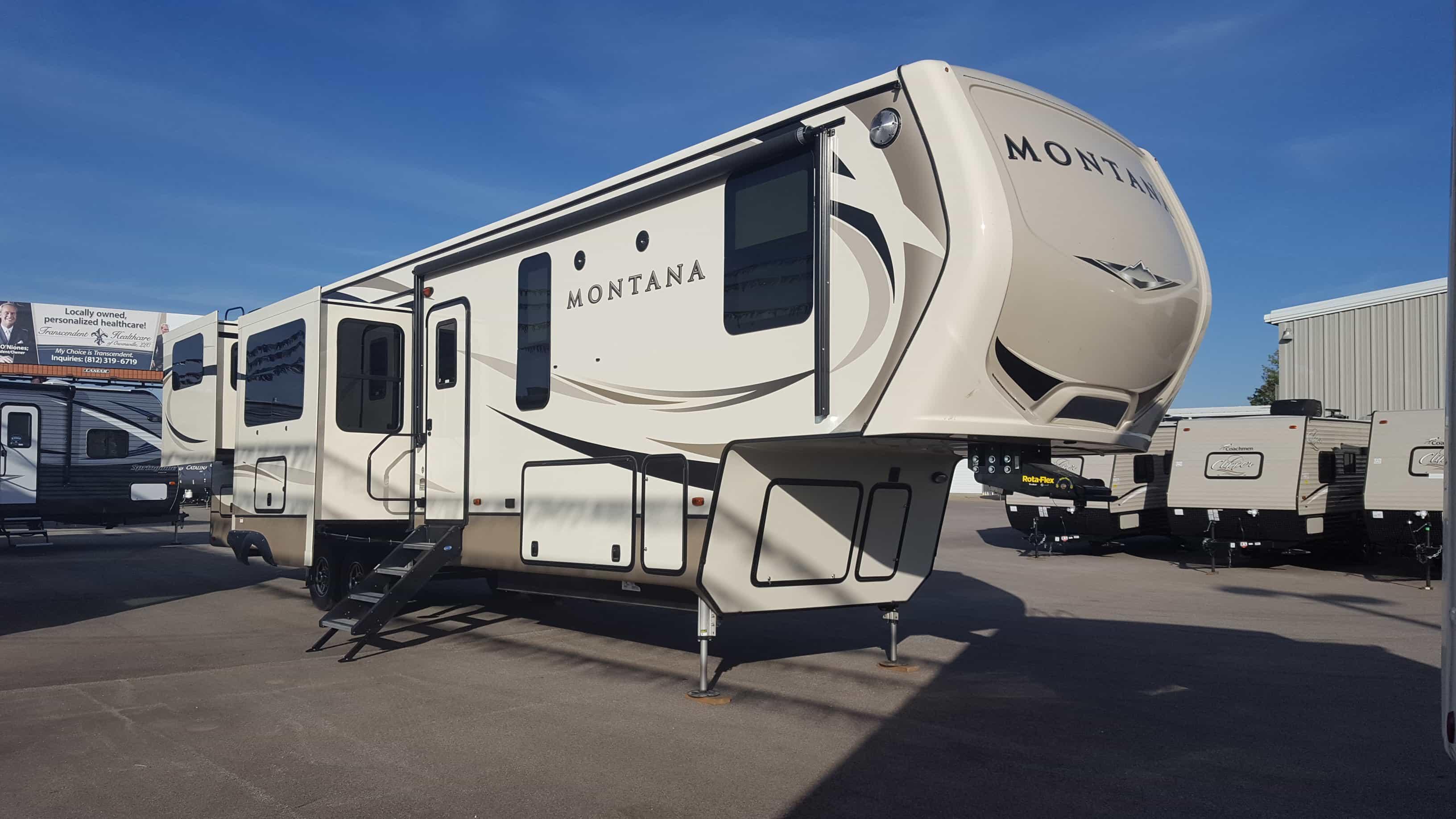 NEW 2018 Keystone MONTANA 3790RD - American RV