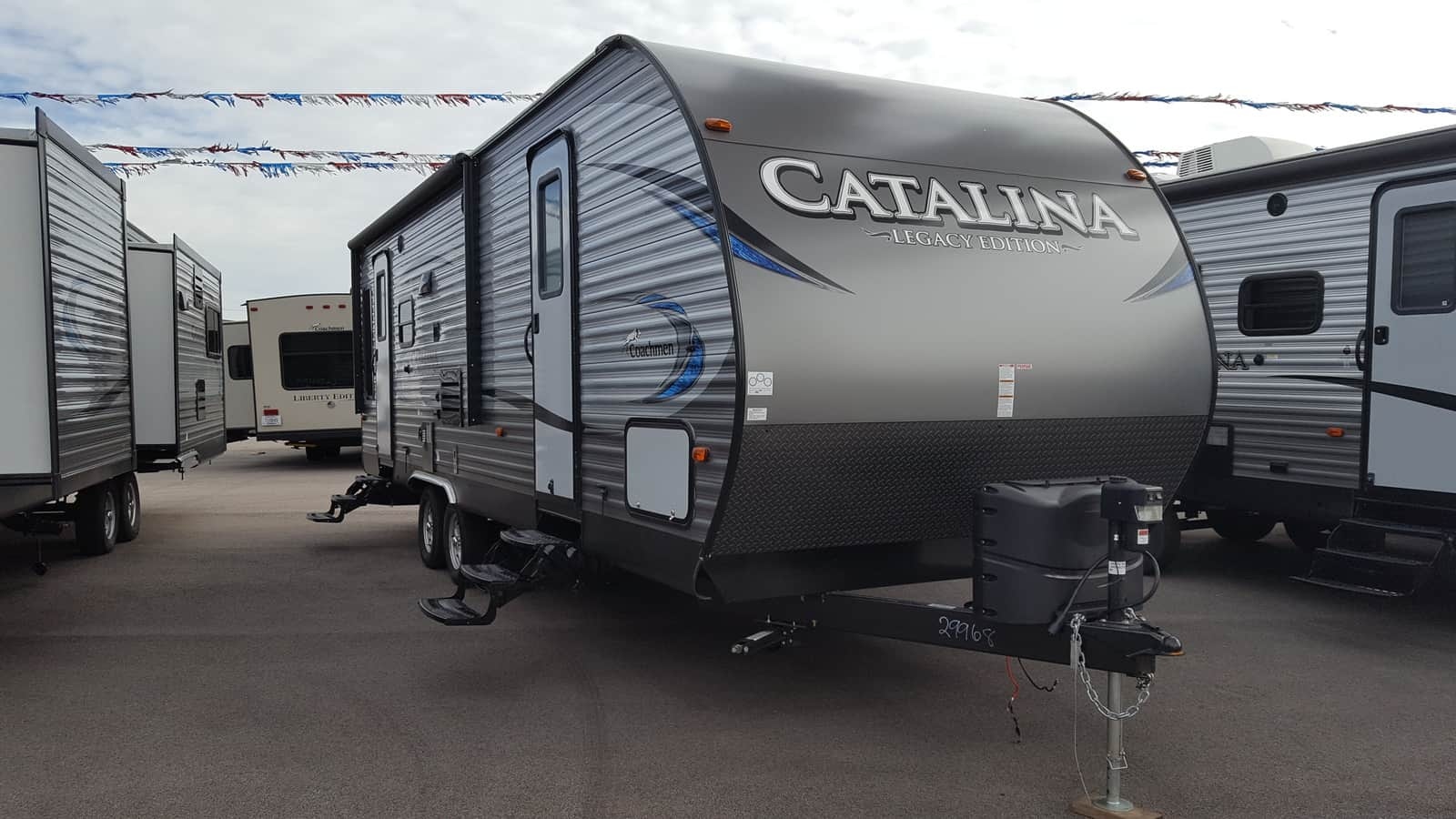 NEW 2018 Coachmen CATALINA 263RLSLE - American RV