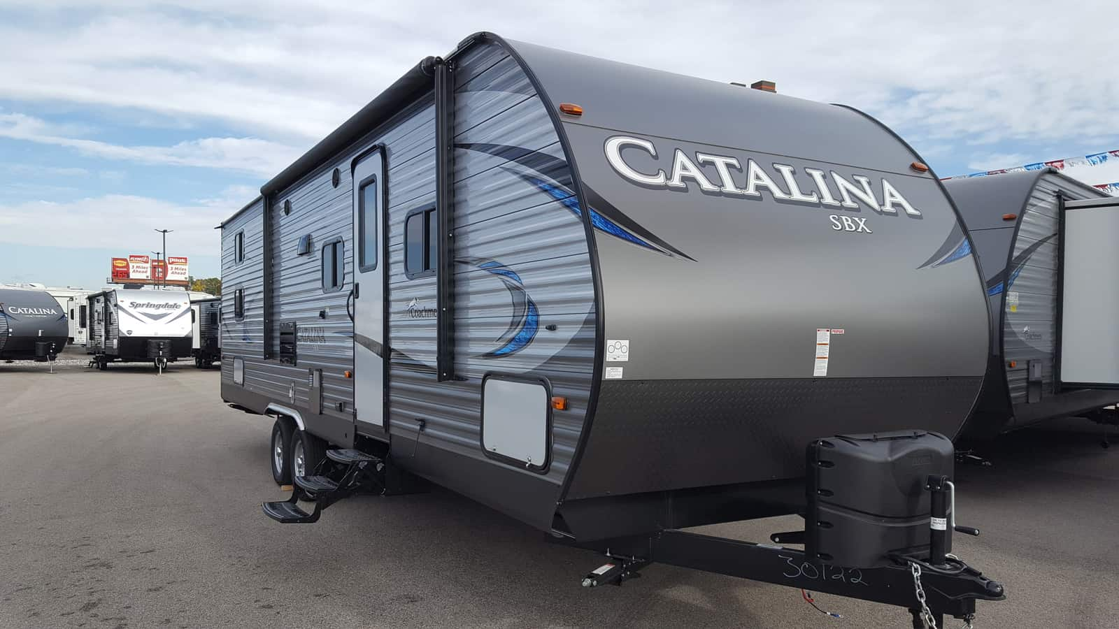NEW 2018 Coachmen CATALINA SBX 291QBS - American RV