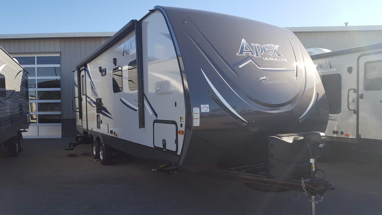 NEW 2018 Coachmen APEX 265RBSS - American RV