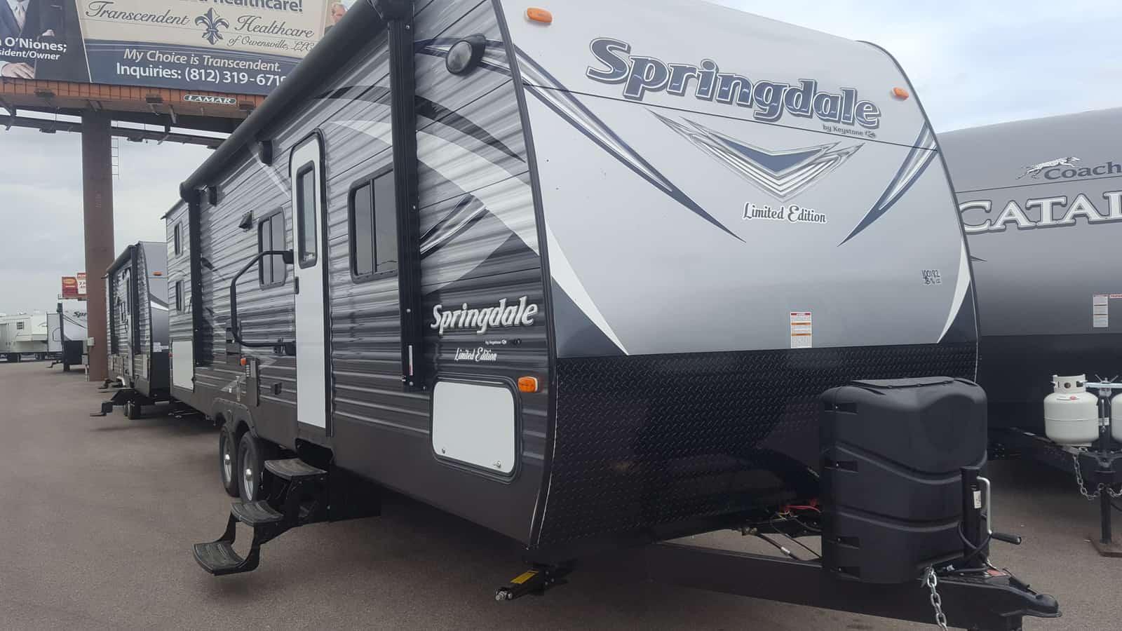 NEW 2018 Keystone SPRINGDALE 270LE - American RV