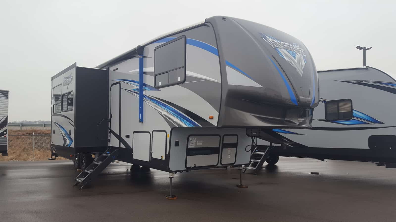 NEW 2018 Forest River VENGEANCE 348A13 - American RV