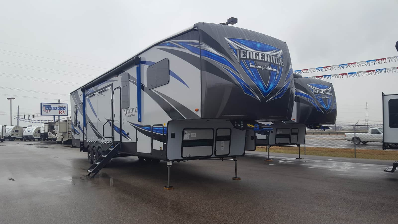 NEW 2018 Forest River VENGEANCE 40D12 - American RV