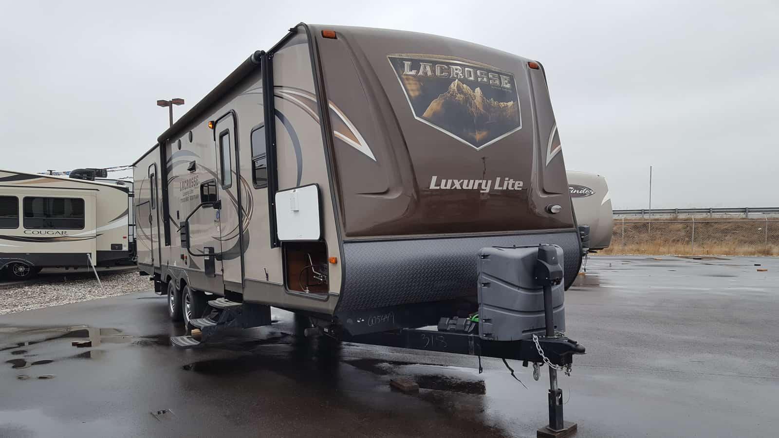 USED 2015 Prime Time LACROSSE 318BHS - American RV