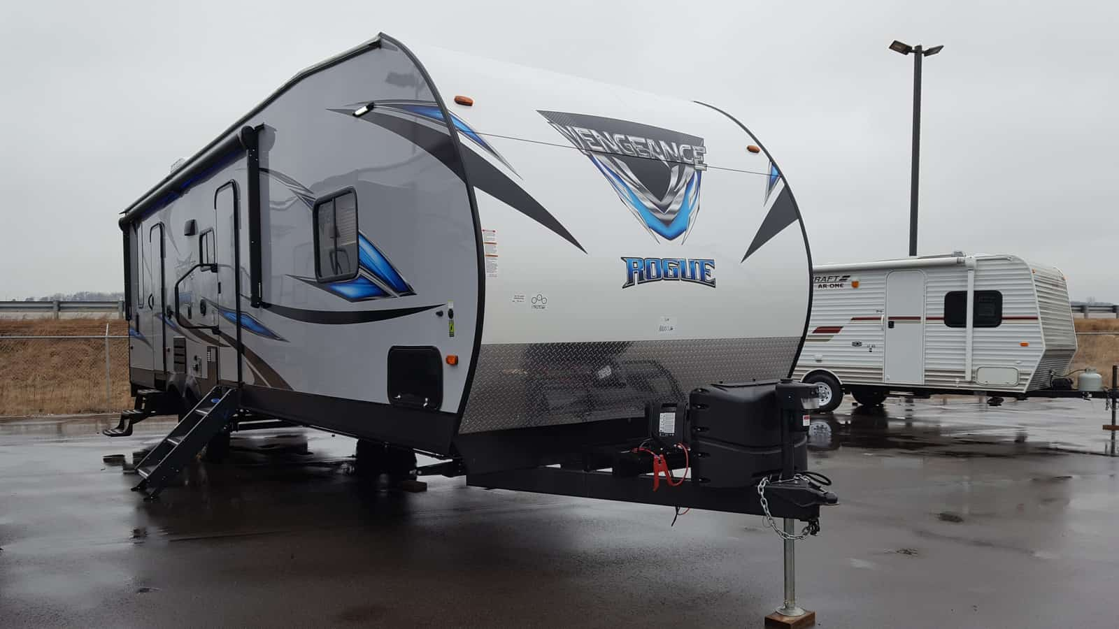 NEW 2018 Forest River VENGEANCE 31V - American RV