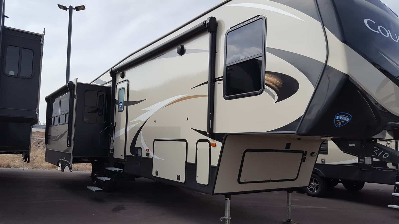 NEW 2018 Keystone COUGAR 344MKS - American RV