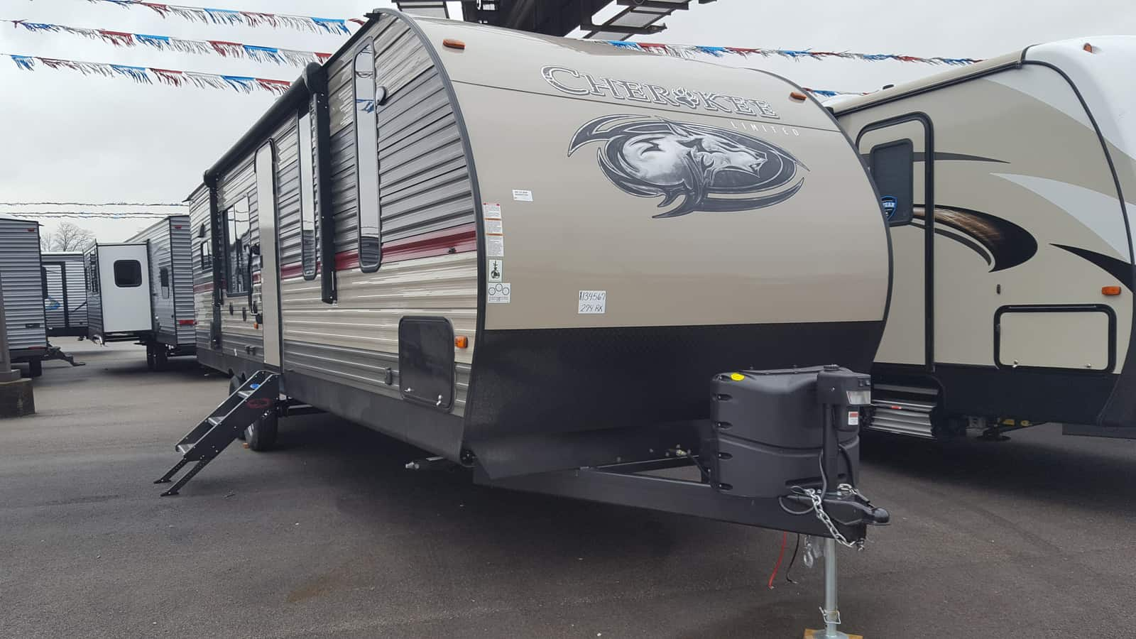 NEW 2018 Forest River CHEROKEE 274RK - American RV