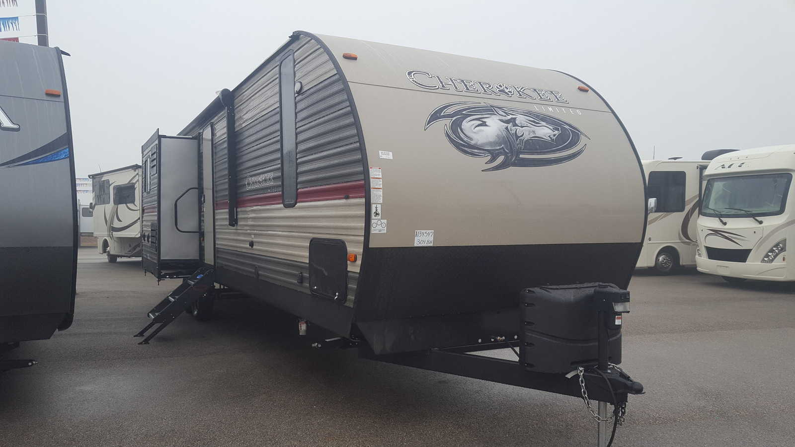 NEW 2018 Forest River CHEROKEE 304BH - American RV