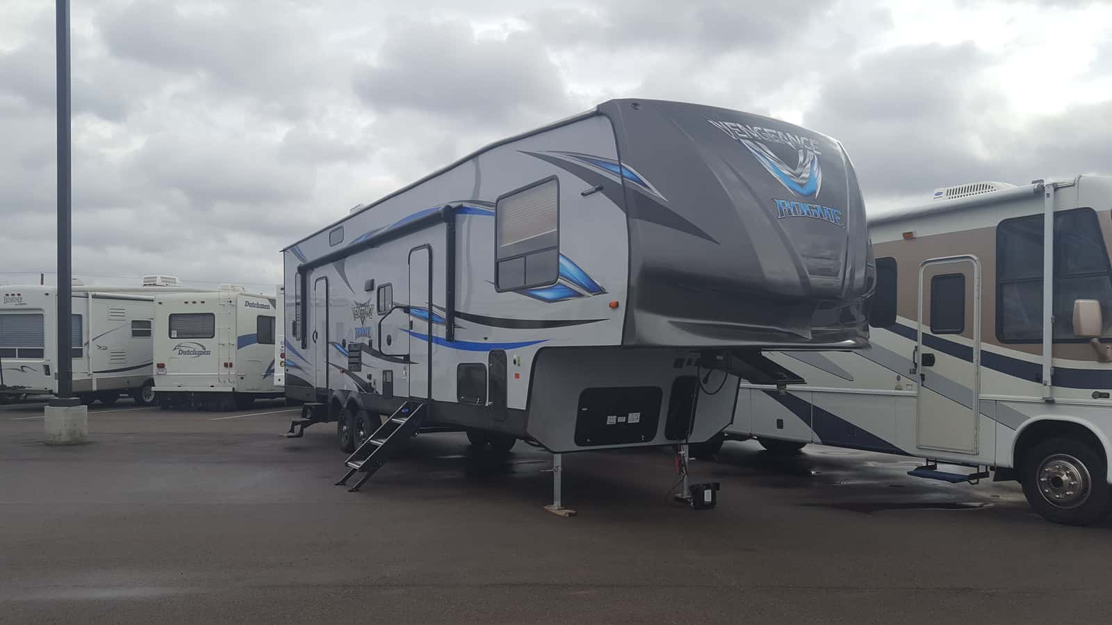 NEW 2018 Forest River VENGEANCE 311A13 - American RV