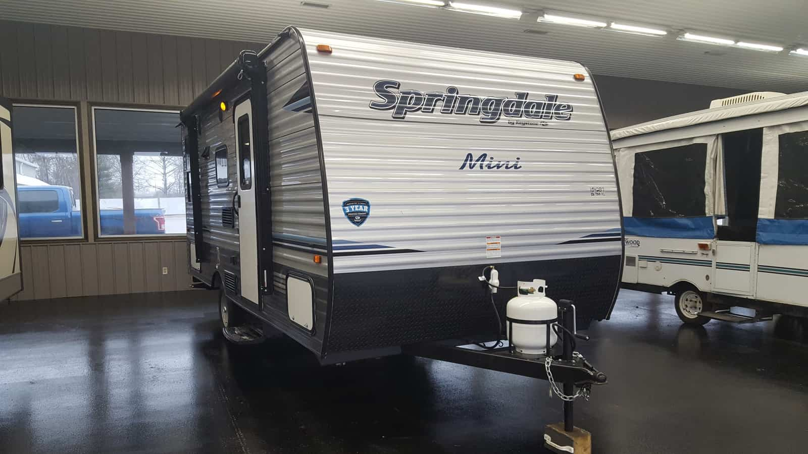 NEW 2018 Keystone SUMMERLAND MINI 1750RD - American RV