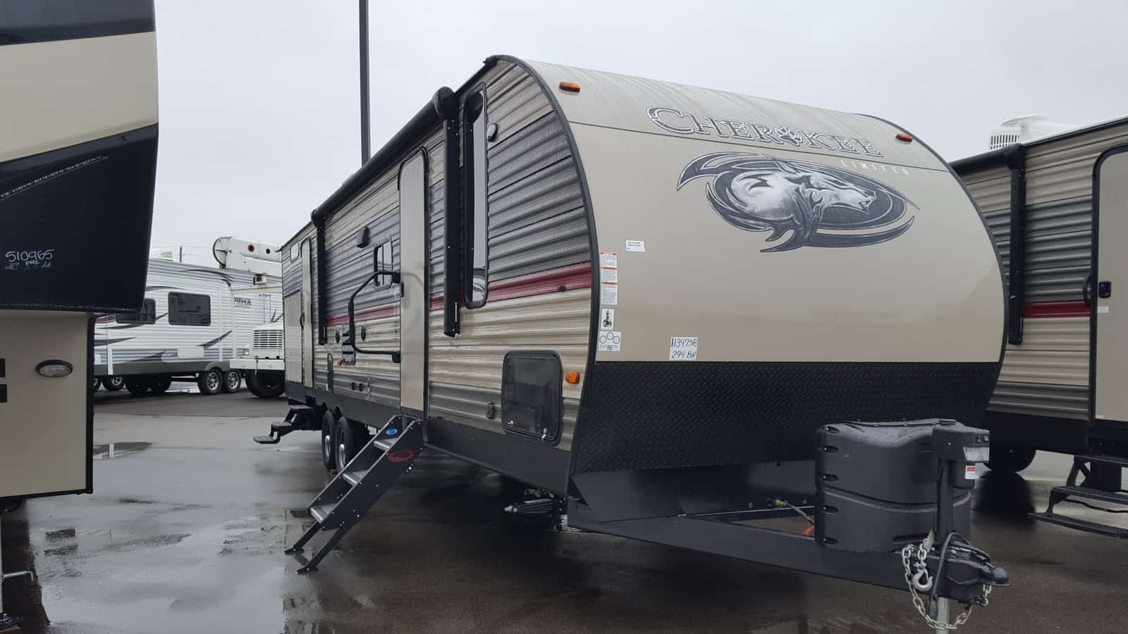 NEW 2018 Forest River CHEROKEE 294BH - American RV
