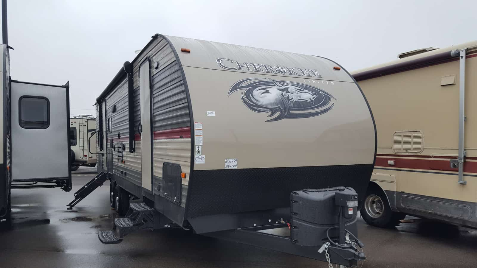 NEW 2018 Forest River CHEROKEE 264DBH - American RV