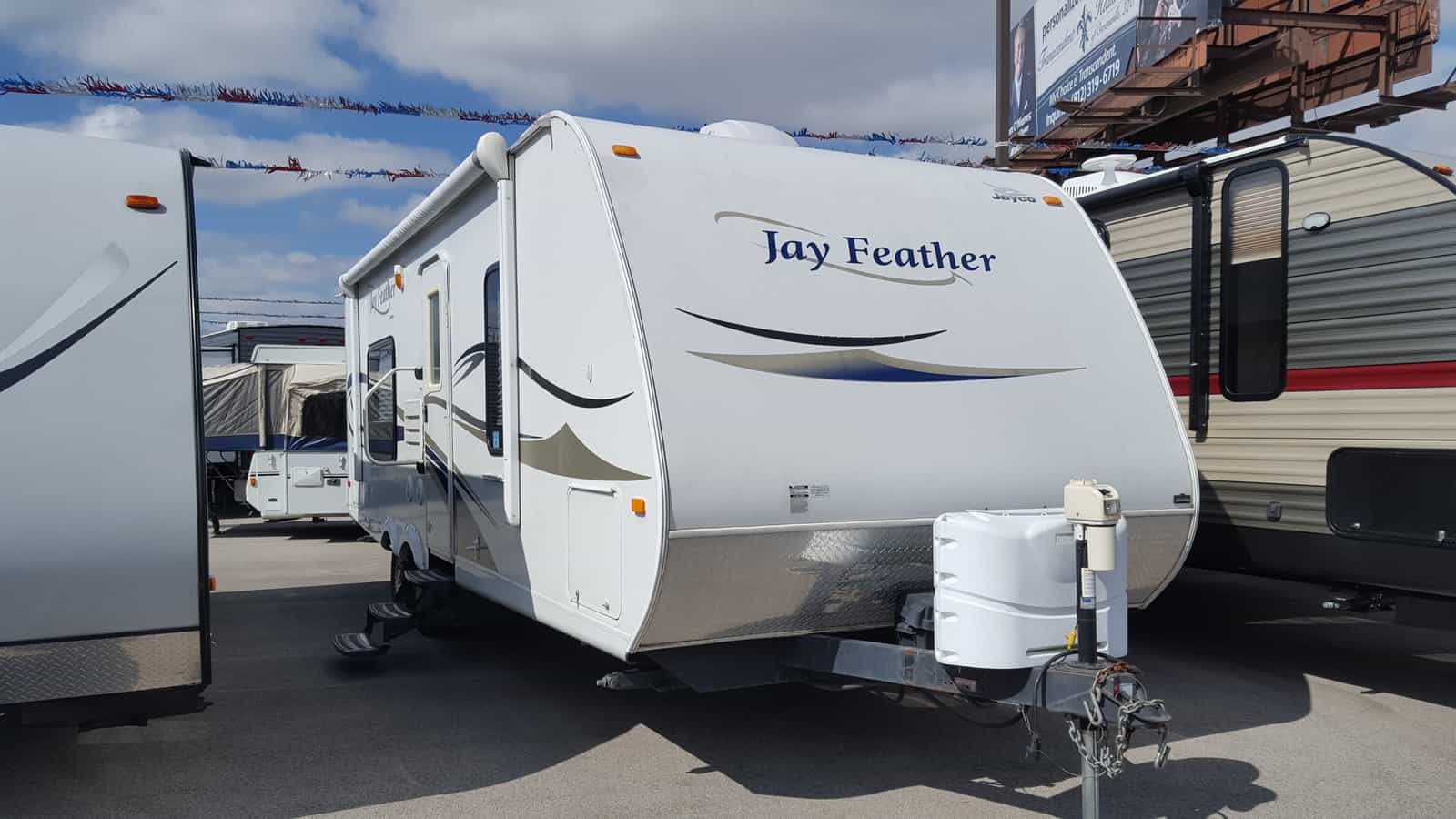 USED 2010 Jayco JAY FEATHER 24T - American RV