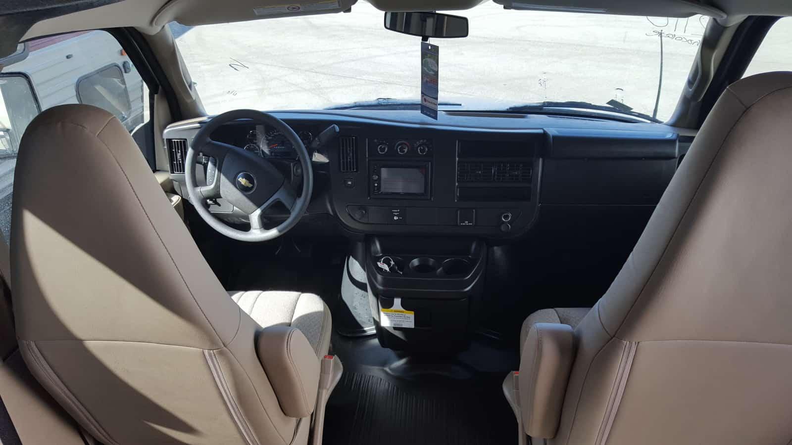 NEW 2018 Coachmen LEPRECHAUN 210RSC - American RV