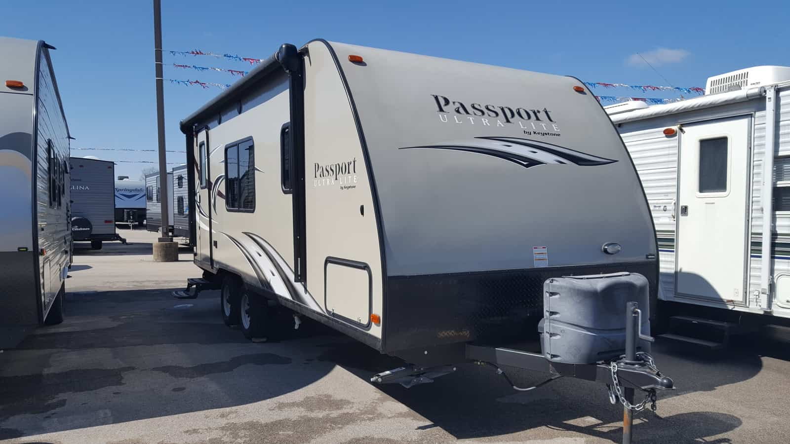 USED 2016 Keystone PASSPORT 195RB - American RV